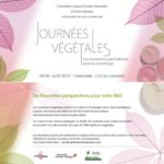 Flyer Journées Végétales 2013 2
