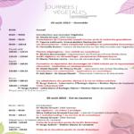 Programme Journées Végétales
