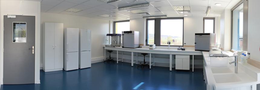 Laboratoire séquençage ADN